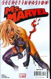 Ms. Marvel #27 Secret Invasion Marvel comic book